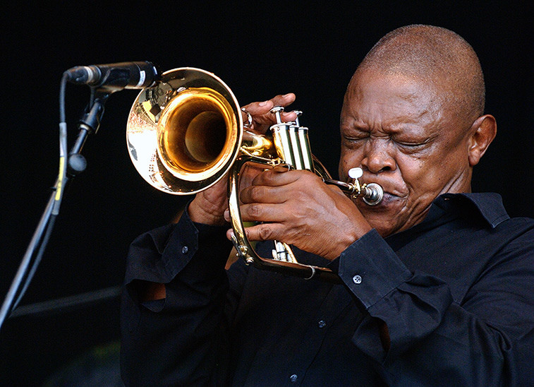 Remembering Hugh Masekela: The Horn Player With a Sharp Ear for Music of the Day