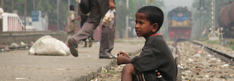 A New Family for Glue-Sniffing Street Kids in Dhaka