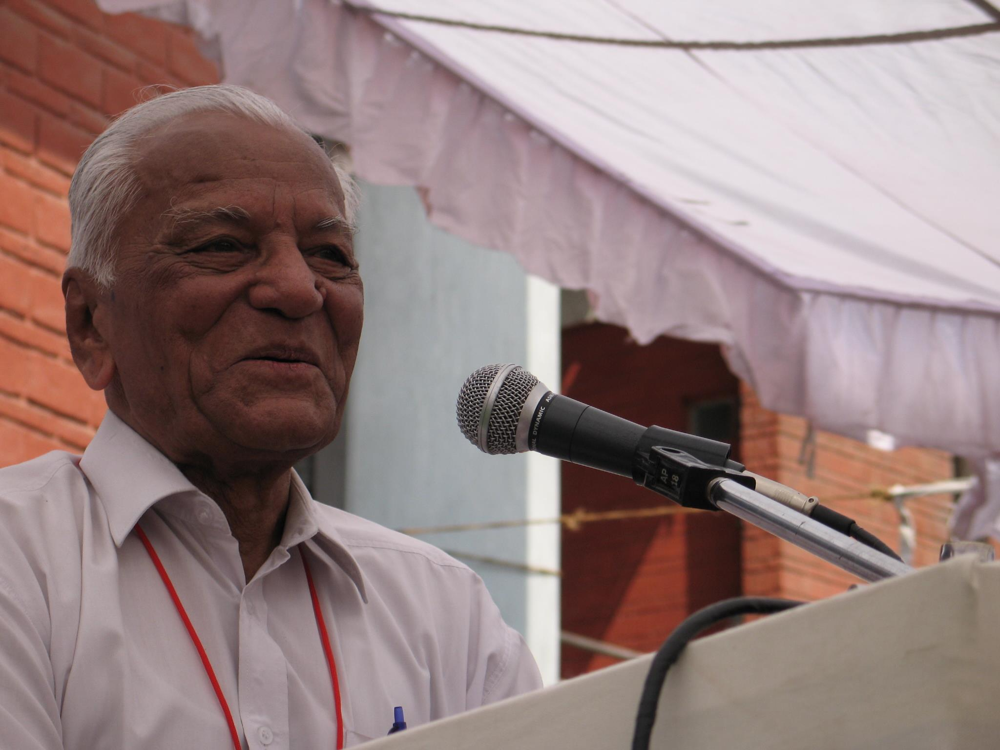 Remembering Y.V. Chavan, a Strong Advocate of Working Class Unity
