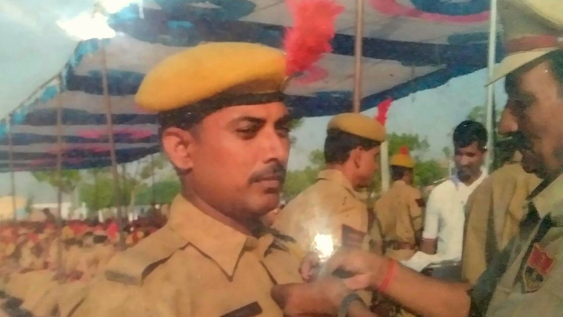 Protests in Nagaur Over Suicide by Dalit Constable and Family