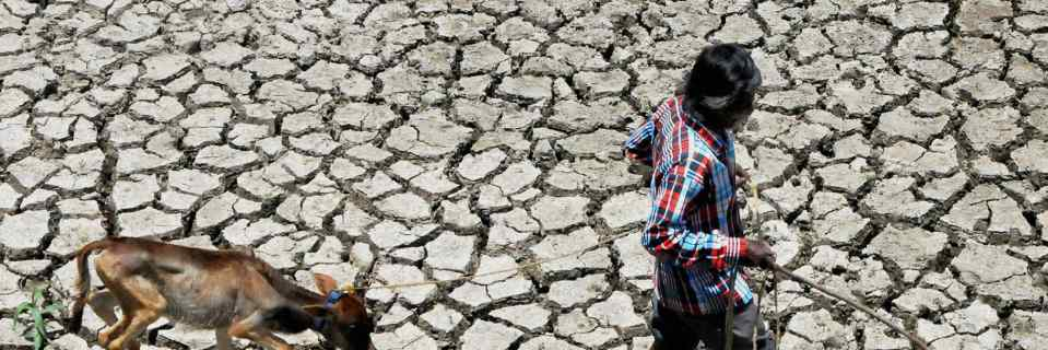 Deficient Pre-Monsoon Rain Puts Almost Half of India on Drought Alert