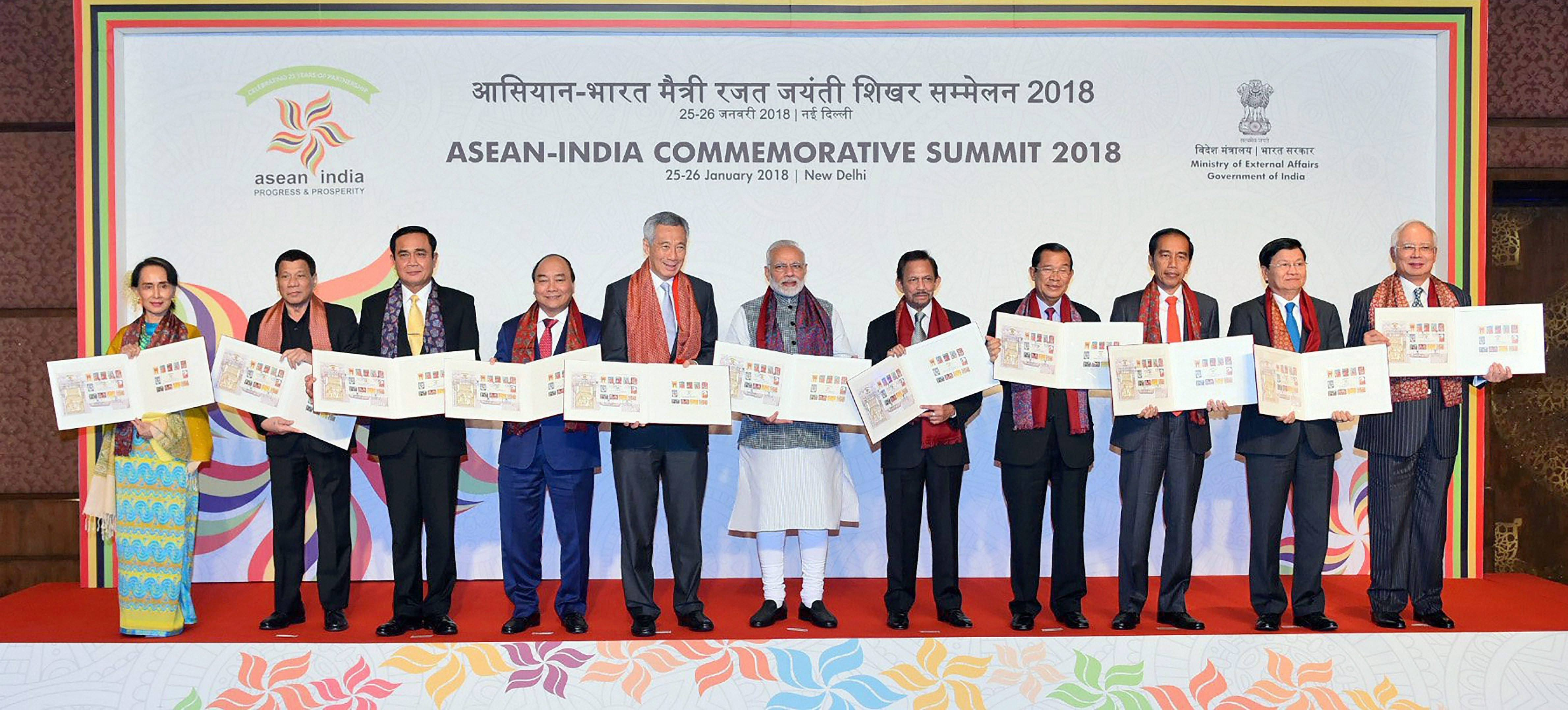 India, US, Japan and Australia for ASEAN-Led Architecture Mechanism for Indo-Pacific