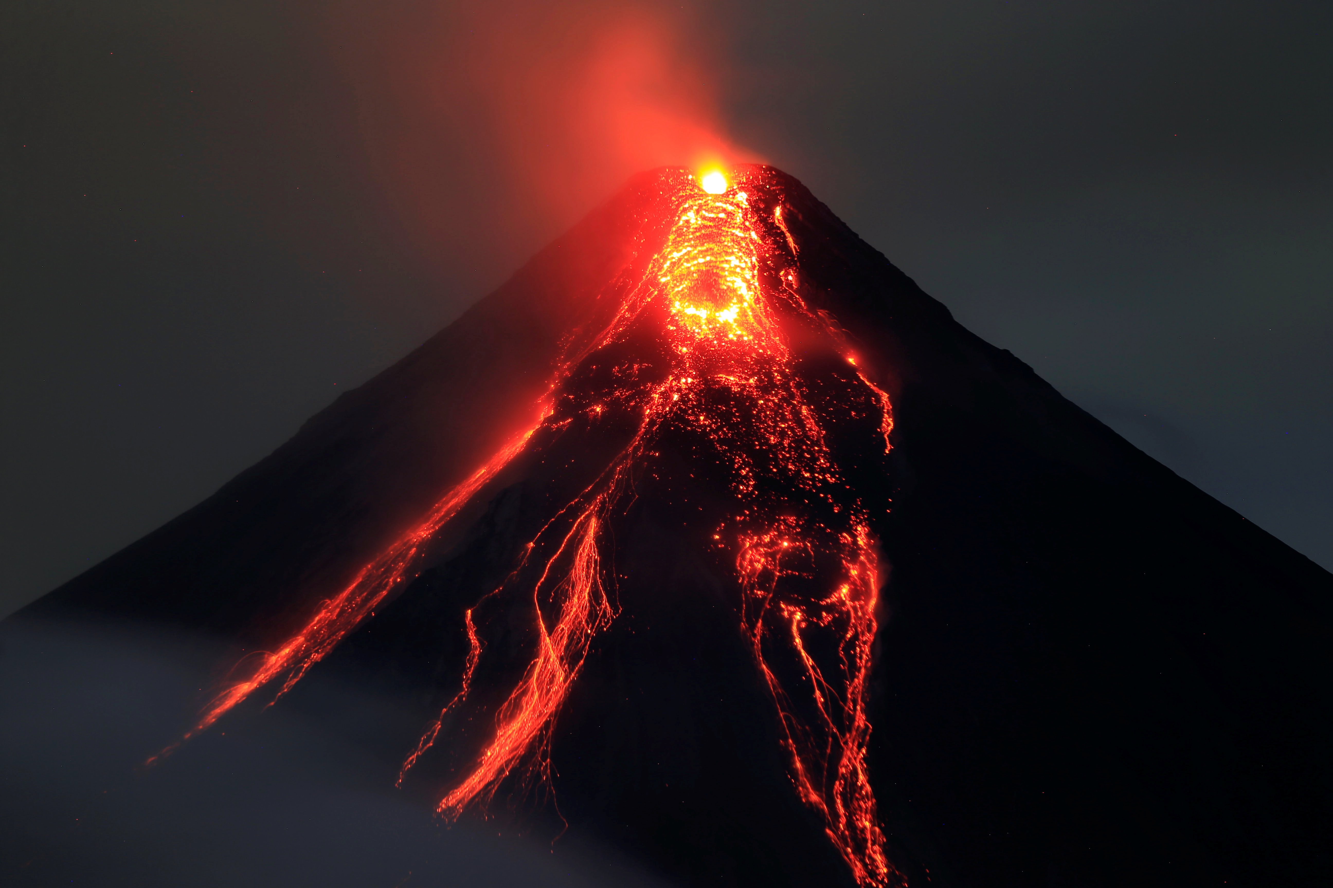 Philippines Gets Ready for Three-Month-Long Volcano Emergency