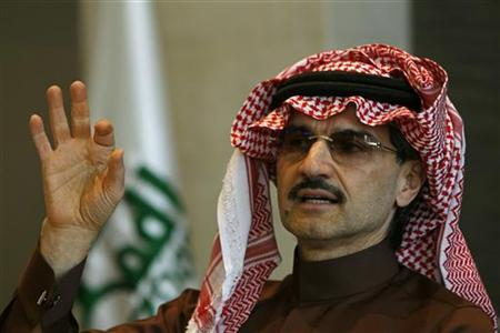 Detained Saudi Billionaire Alwaleed Says He Expects to Be Released in Days