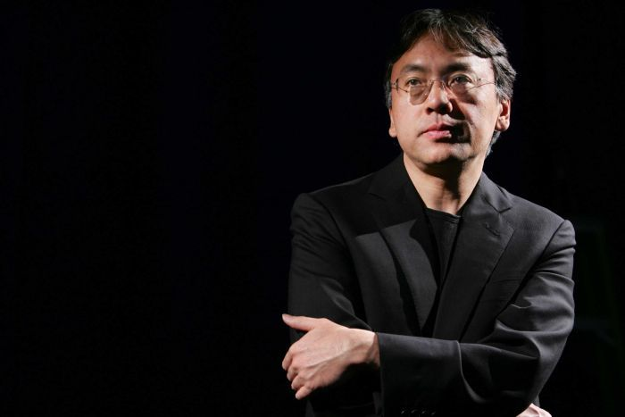 Kazuo Ishiguro, the Door and the Nobel Website's Rather Strange Omission