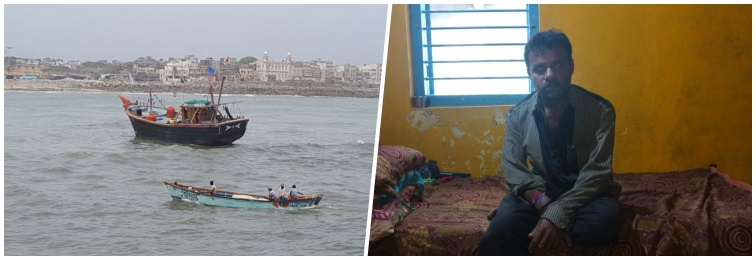 How India's Fishermen Get Caught Between the Devil and the Deep Blue Sea
