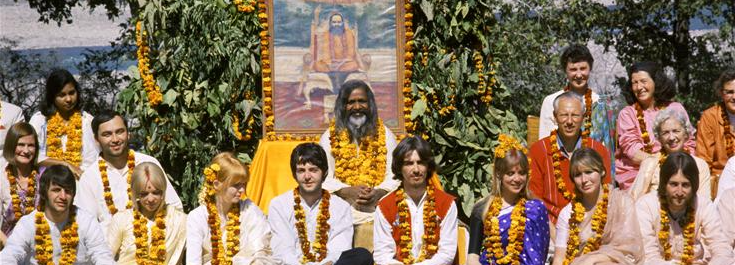 The Beatles and Me: In the Maharishi's Ashram, 50 Years Ago