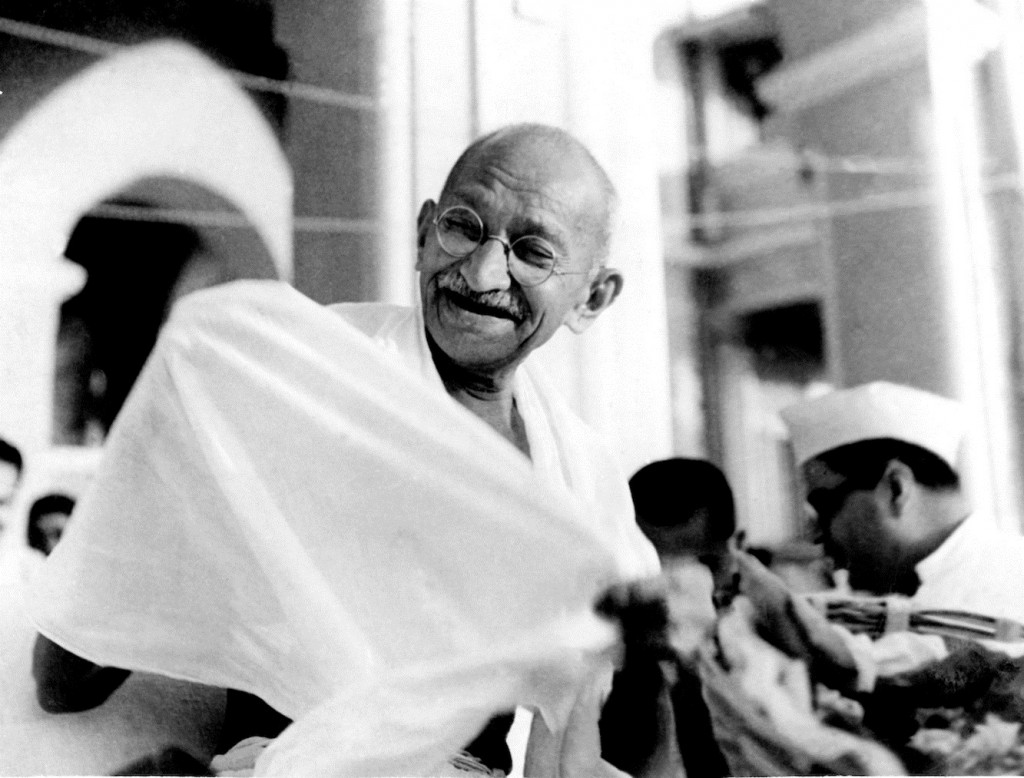 For Gandhi, Freedom of the Individual Was the First and Last Goal