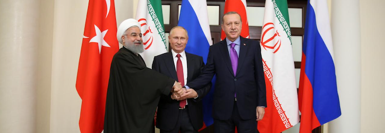 Russia-Turkey-Iran Triangle: Economic Interests Are Paramount