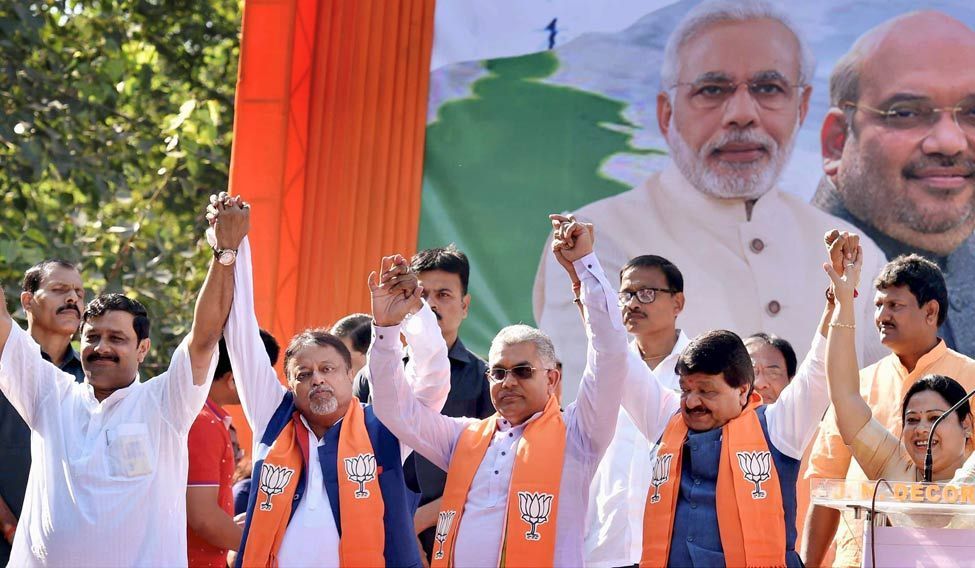 As Assembly Polls Draw Closer, Bengal BJP Intensifies Misinformation Campaign
