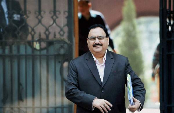 J.P. Nadda Elected Unopposed as BJP National President
