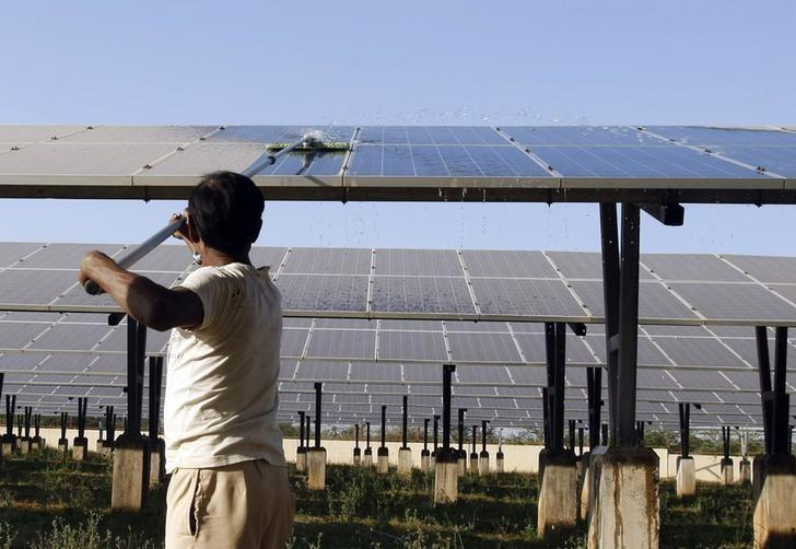 Govt Plans to Increase Height of Solar Panels so Farming Can Continue Below