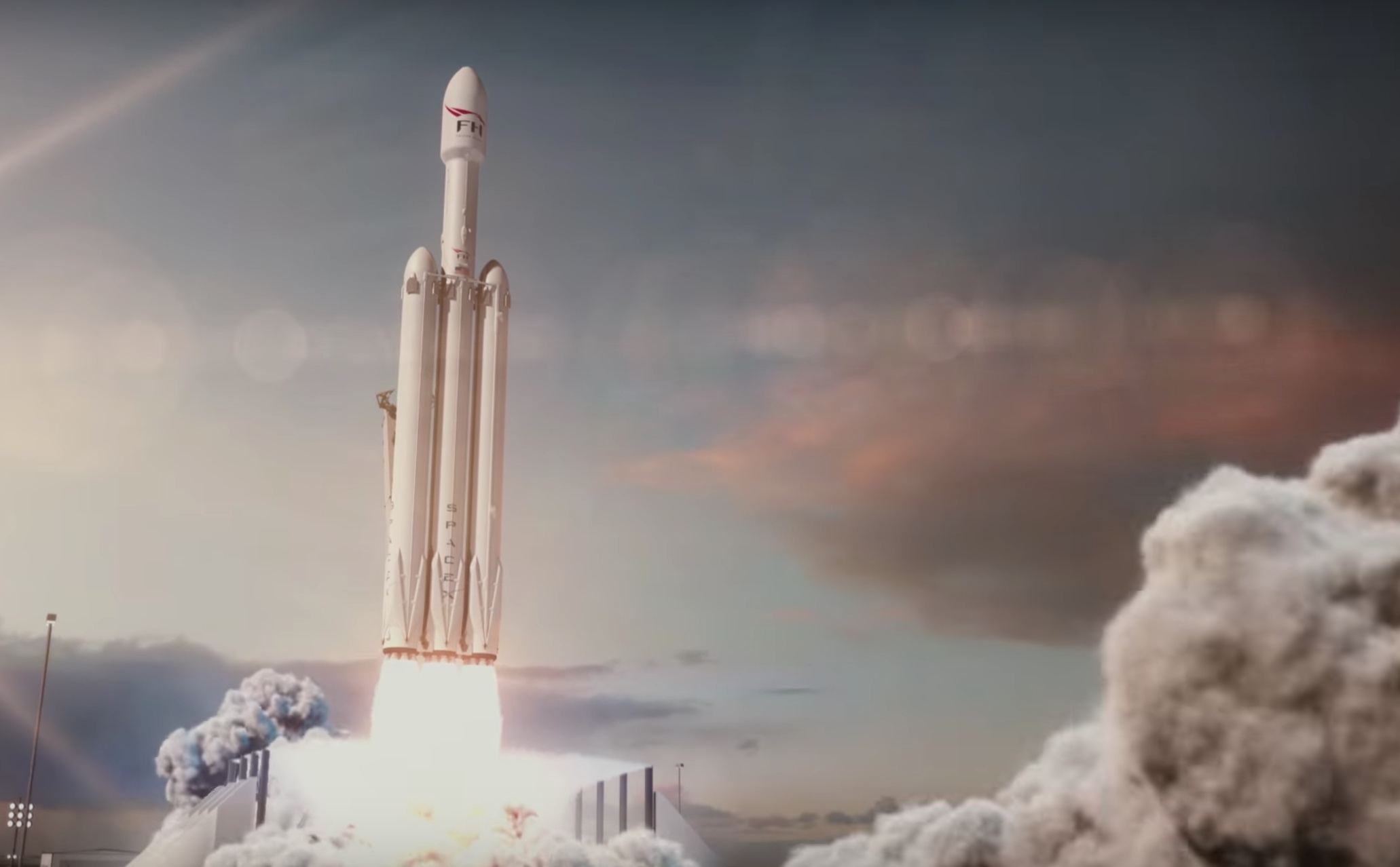 Your Guide To Elon Musk U0026 39 S Falcon Heavy Space Roadshow Last