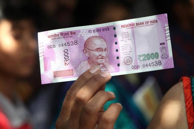 Printing of Rs 2,000 notes not stopped, clarifies government