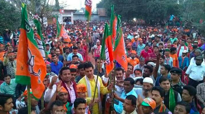 BJP's Campaign in Tripura Is Bringing Back Memories of More Violent Times