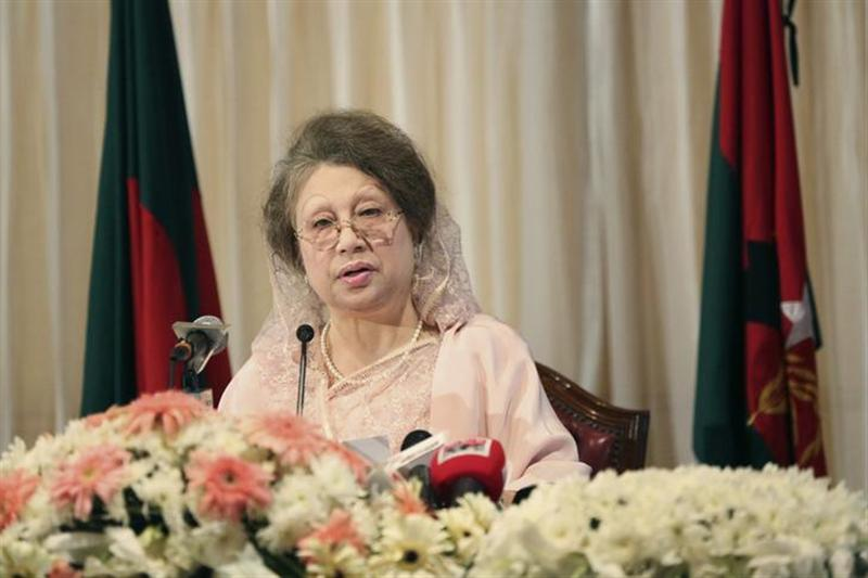 Ex-Bangladesh Prime Minister Khaleda Zia Sentenced for Five Years in Corruption Case