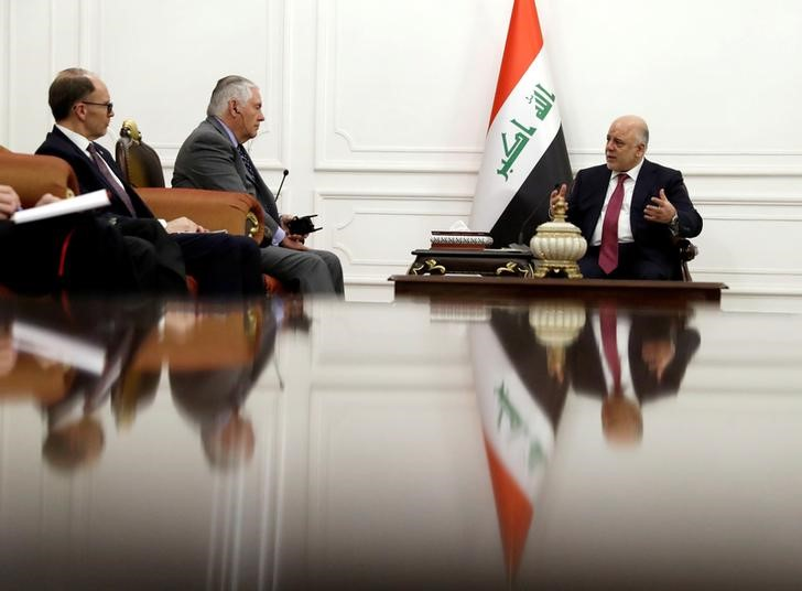 US Not Planning to Contribute Money at Iraq's Reconstruction Conference, Say Officials