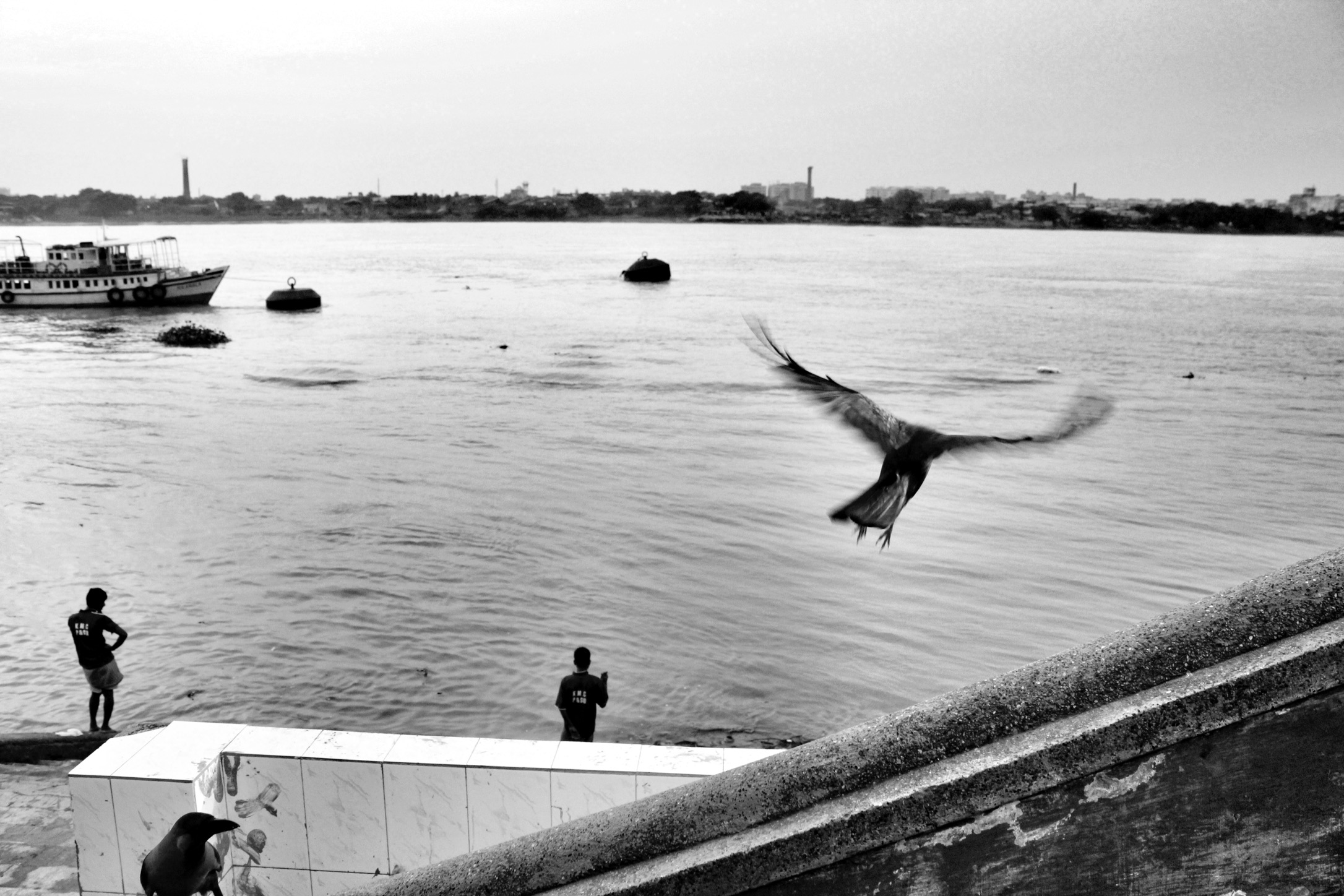 In Photos: Life Along the Howrah Bridge