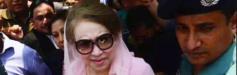 Khaleda Zia Graft Case Verdict Divides Bangladesh Further