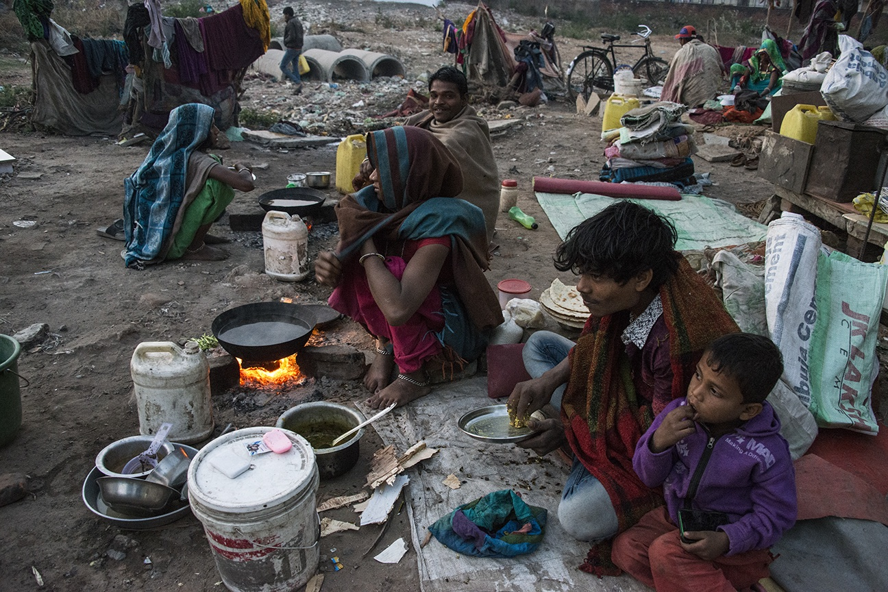 'Housing for All' Means Nothing for India's Migrant Workers