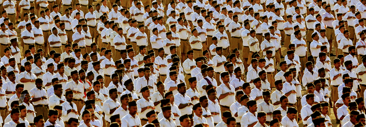 As Elections Near, Rattled Sangh Parivar Plays Polarisation Game to Recover Lost Ground
