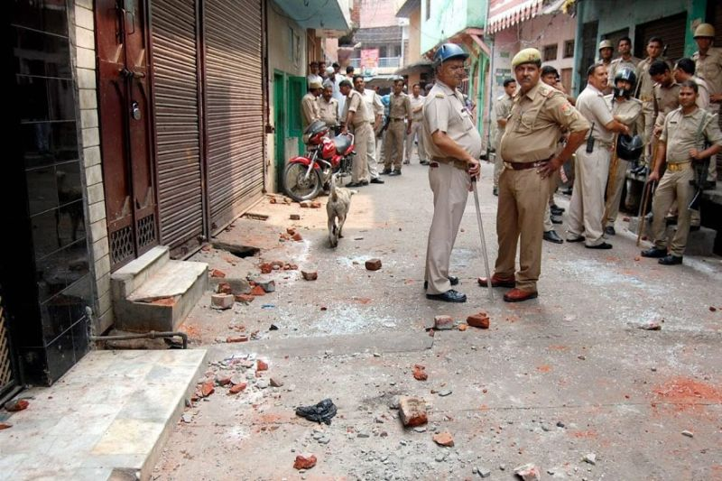 Muzaffarnagar DM, SSP Oppose Yogi's Attempt to Drop Riot Cases Against BJP Politicians
