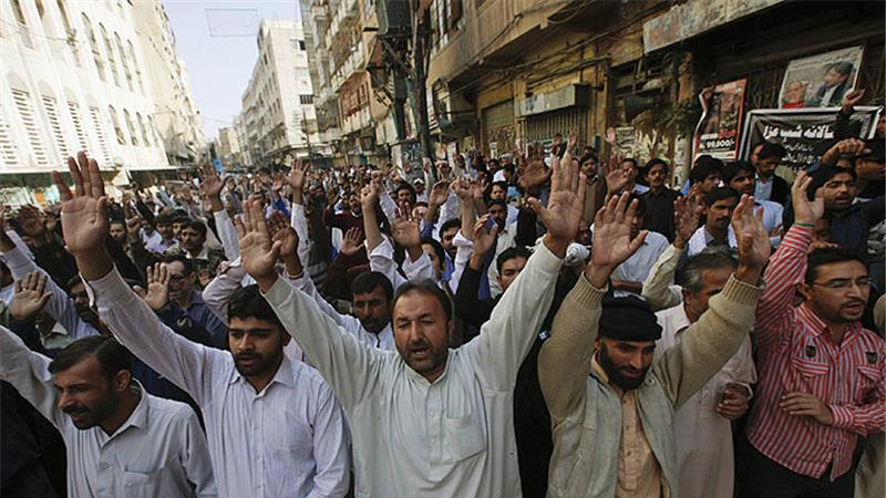 Uncovering People's Movements in Pakistan