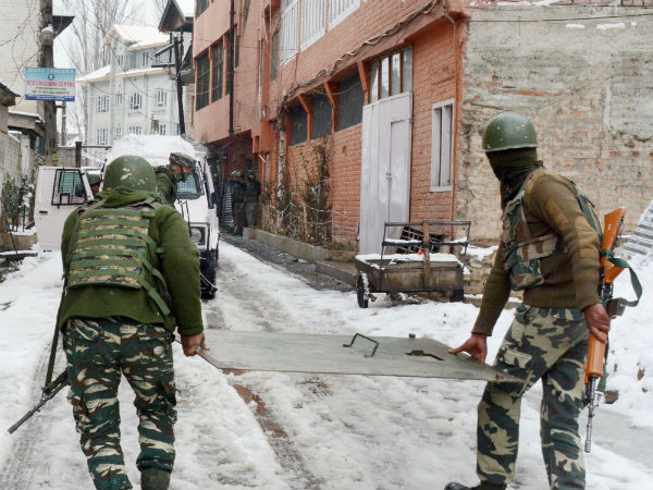 Two LeT Terrorists Killed by Security Forces, 32-Hour Srinagar Encounter Ends