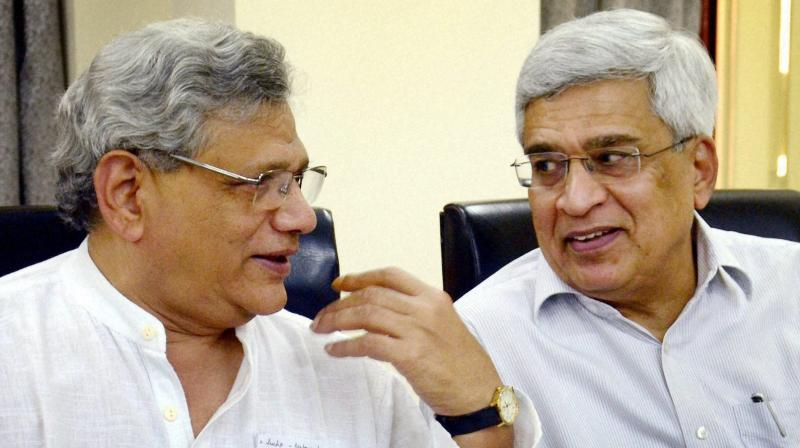 CPI(M) Party Meet Split Wide Open on Aligning With Congress