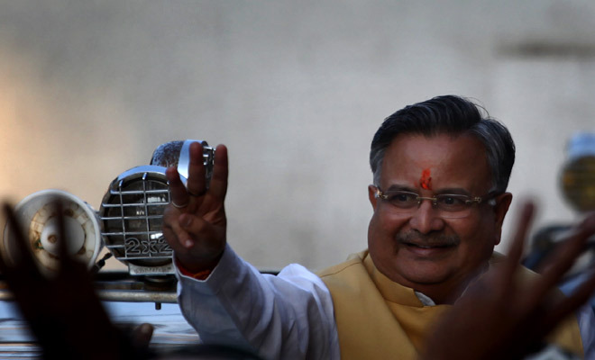 Two Chief Secys Among Dozen Officials Allegedly Involved in Chhattisgarh Scam