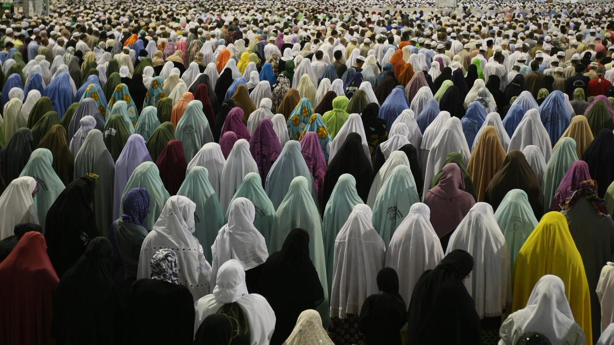 Muslim Women Speak About Sexual Harassment in 'Holiest City' of Mecca