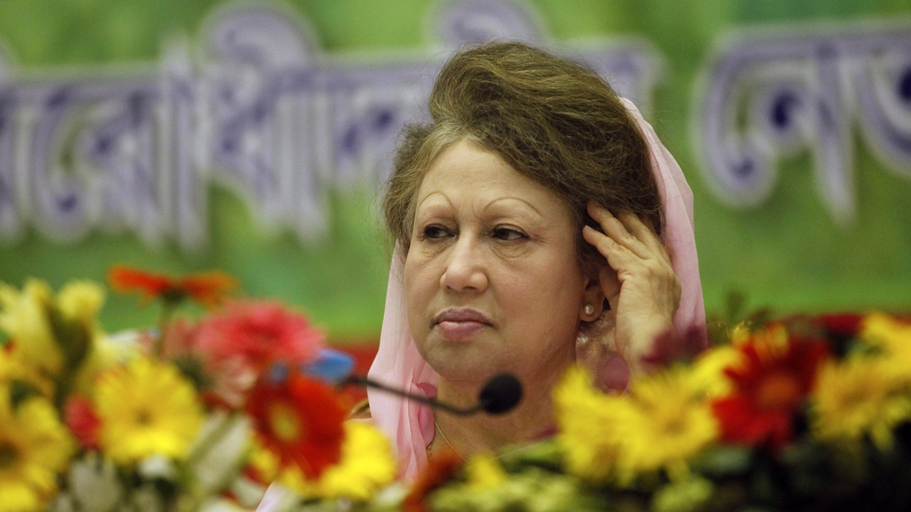 Former Bangladesh PM Khaleda Zia Released From Prison
