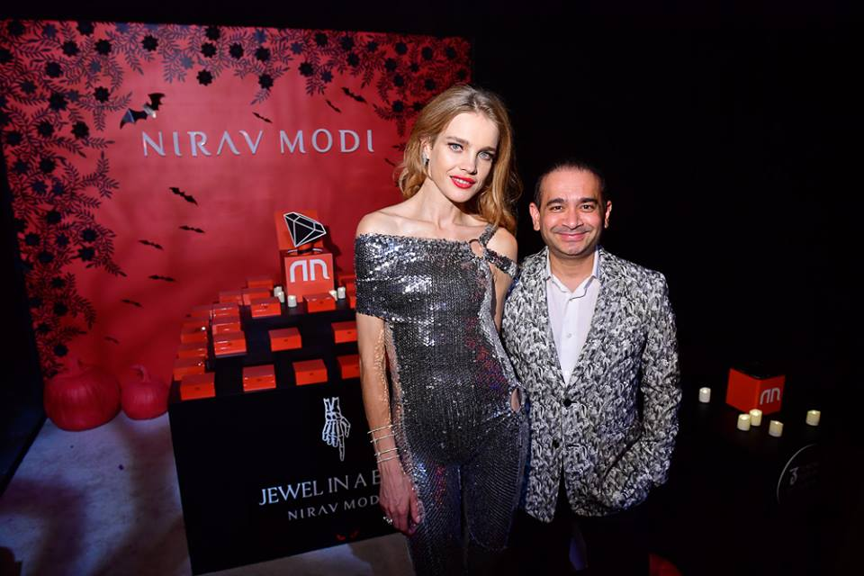DRI Serves Arrest Warrant to Nirav Modi via Email