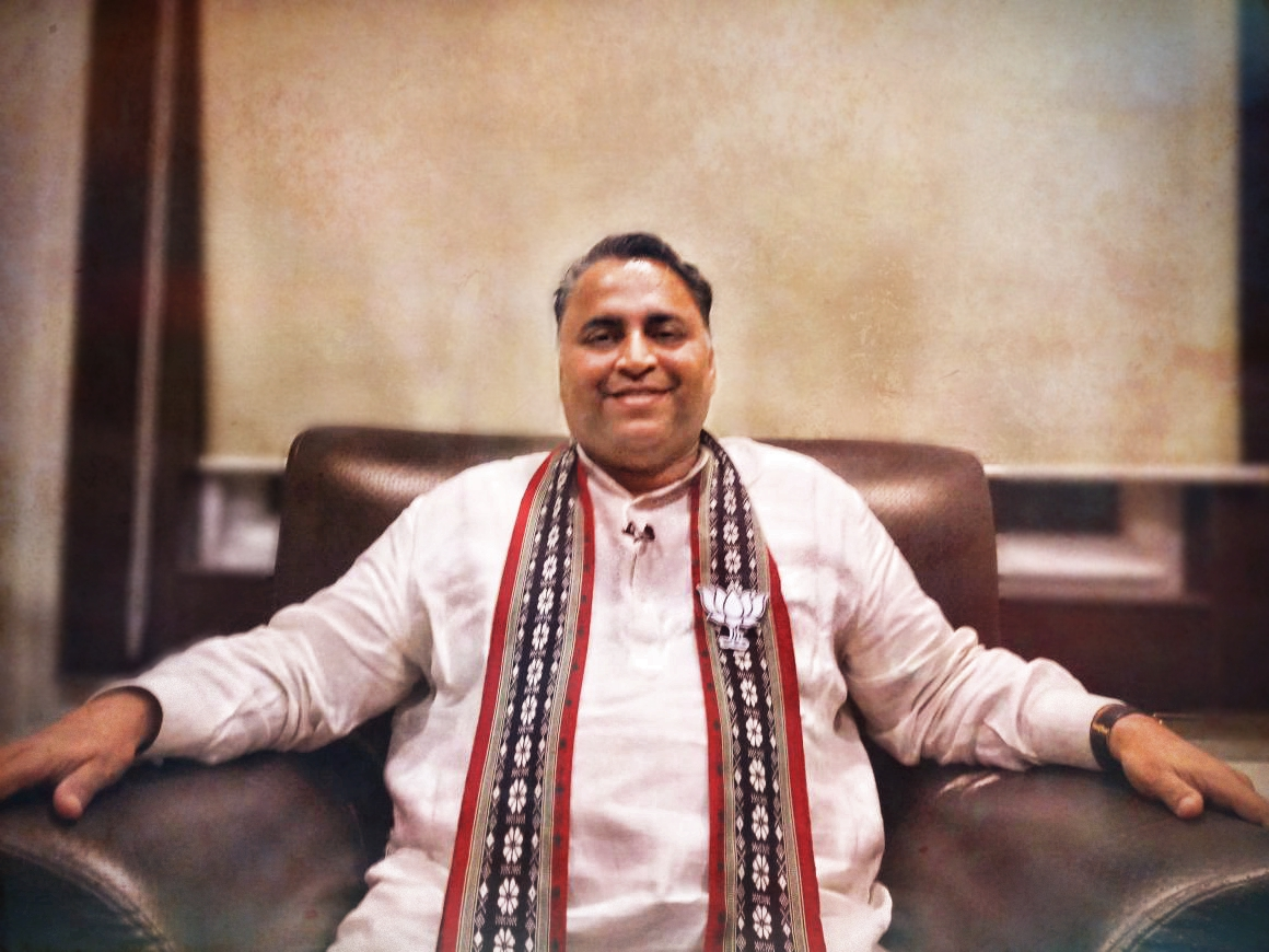 BJP Doesn't Support a Culture of Statue-Building: Sunil Deodhar