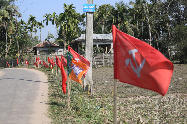 Why BJP Is Capturing the Imagination of Tripura's Young Voters