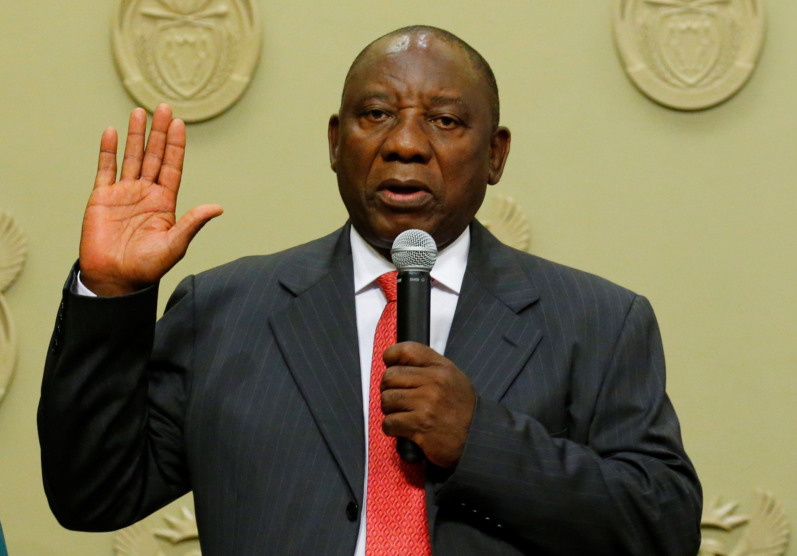 Elected President of South Africa, Ramaphosa Vows to Fight for Corruption