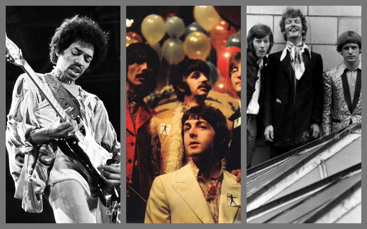 Tastes May Change, but the Classics Remain: the Best Albums of 1968