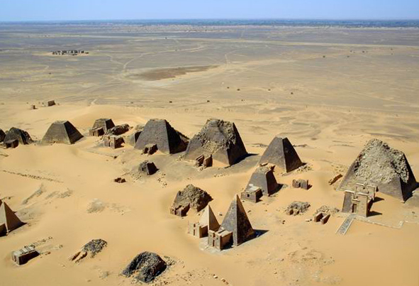 Rediscovering Ancient Nubia in Sudan Before It's Too Late