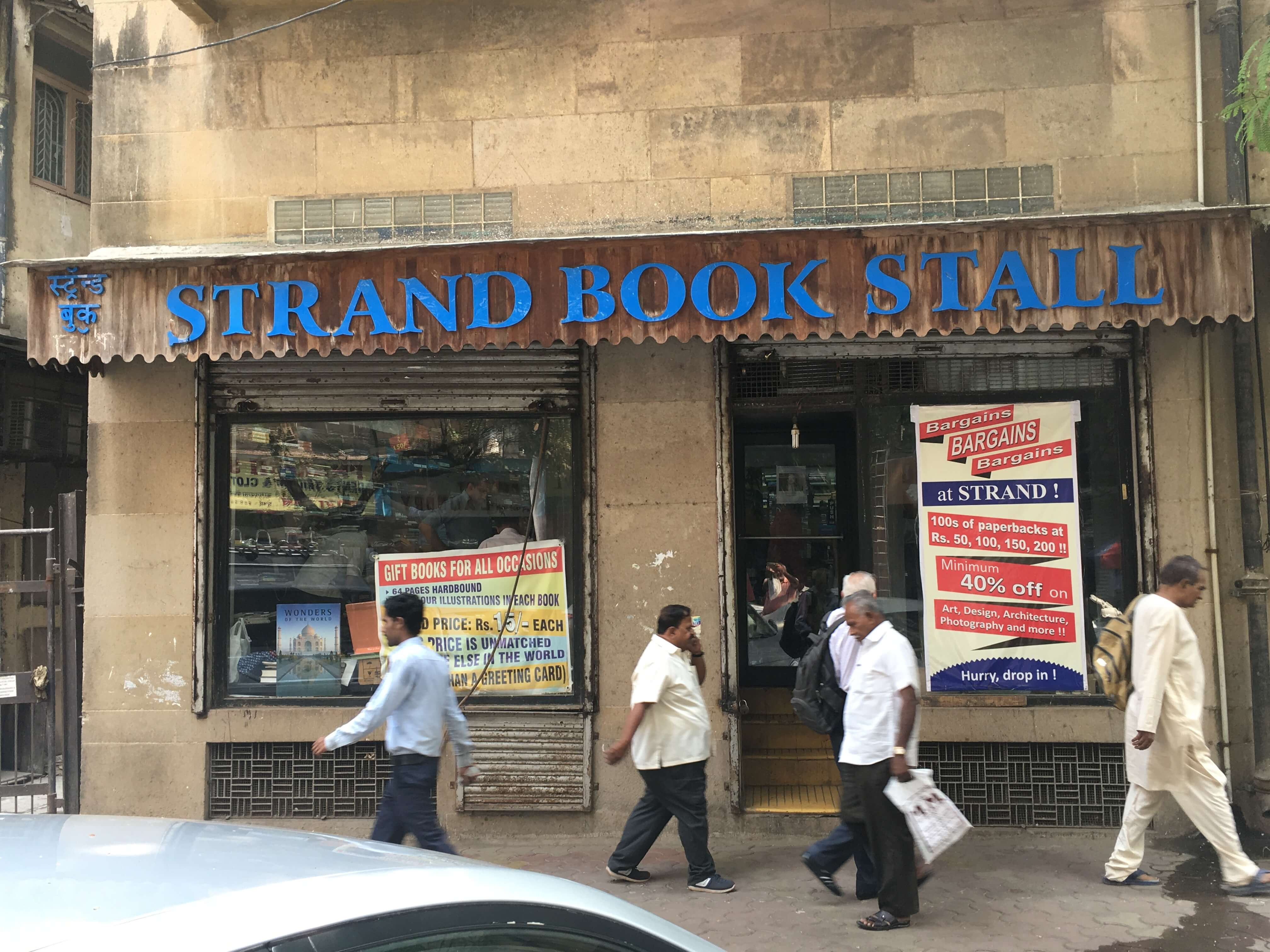 As Mumbai's Iconic Strand Book Stall Shuts Shop, It's the Personal Touch That Will Be Missed Most