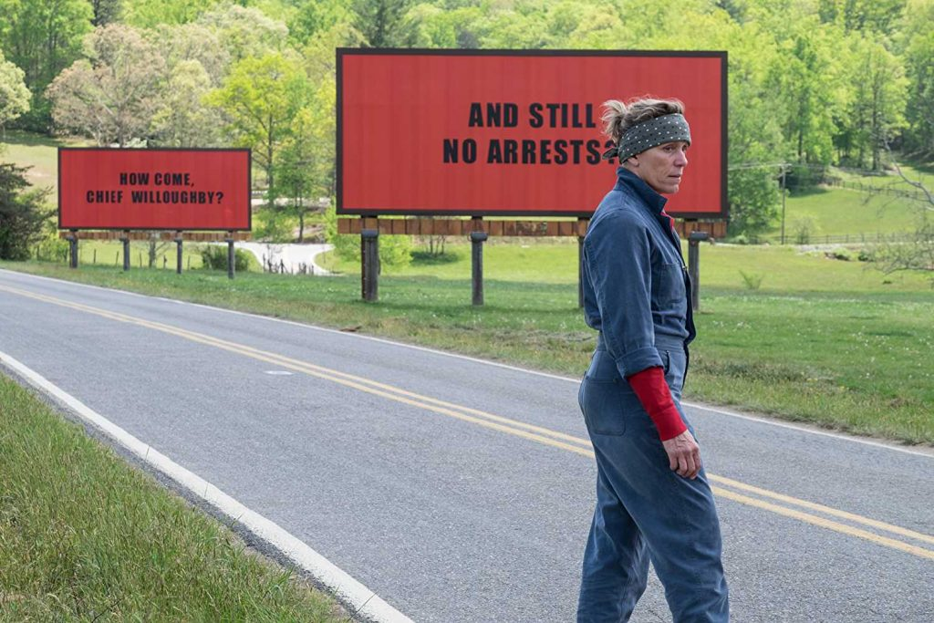'Three Billboards Outside Ebbing, Missouri' Compels Us to Examine Our Own Flaws