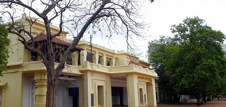 Visva Bharati University in the Eye of Another Storm