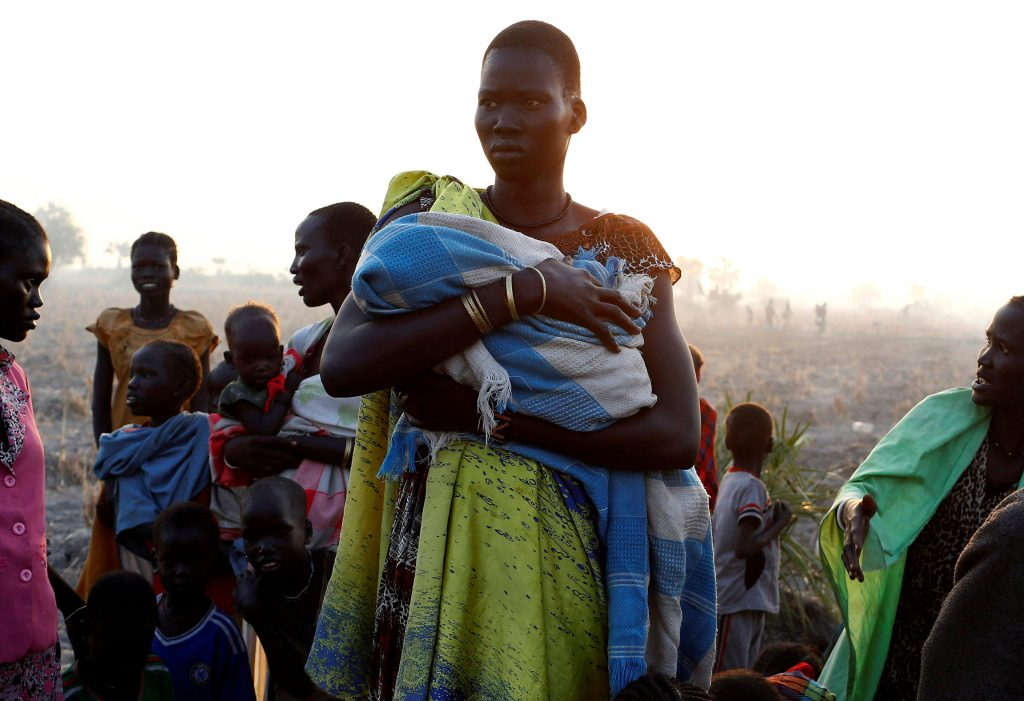 South Sudan Nears Famine, Facing 'Toughest Year': Aid Groups