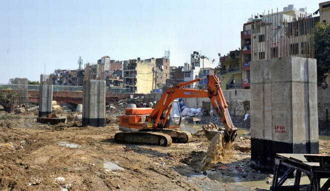 No Country for the Underprivileged: Govt's Infrastructure Push Has Urban Poor Fighting for Homes