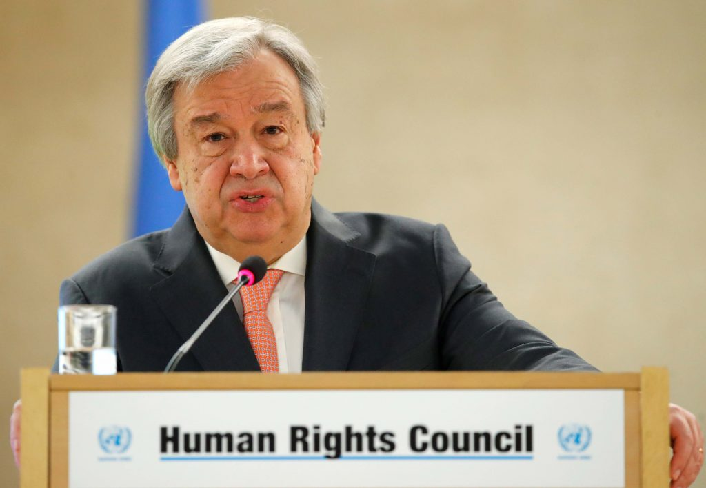 Kashmir: UN Chief Says Dialogue Between India, Pak Is 'Essential'