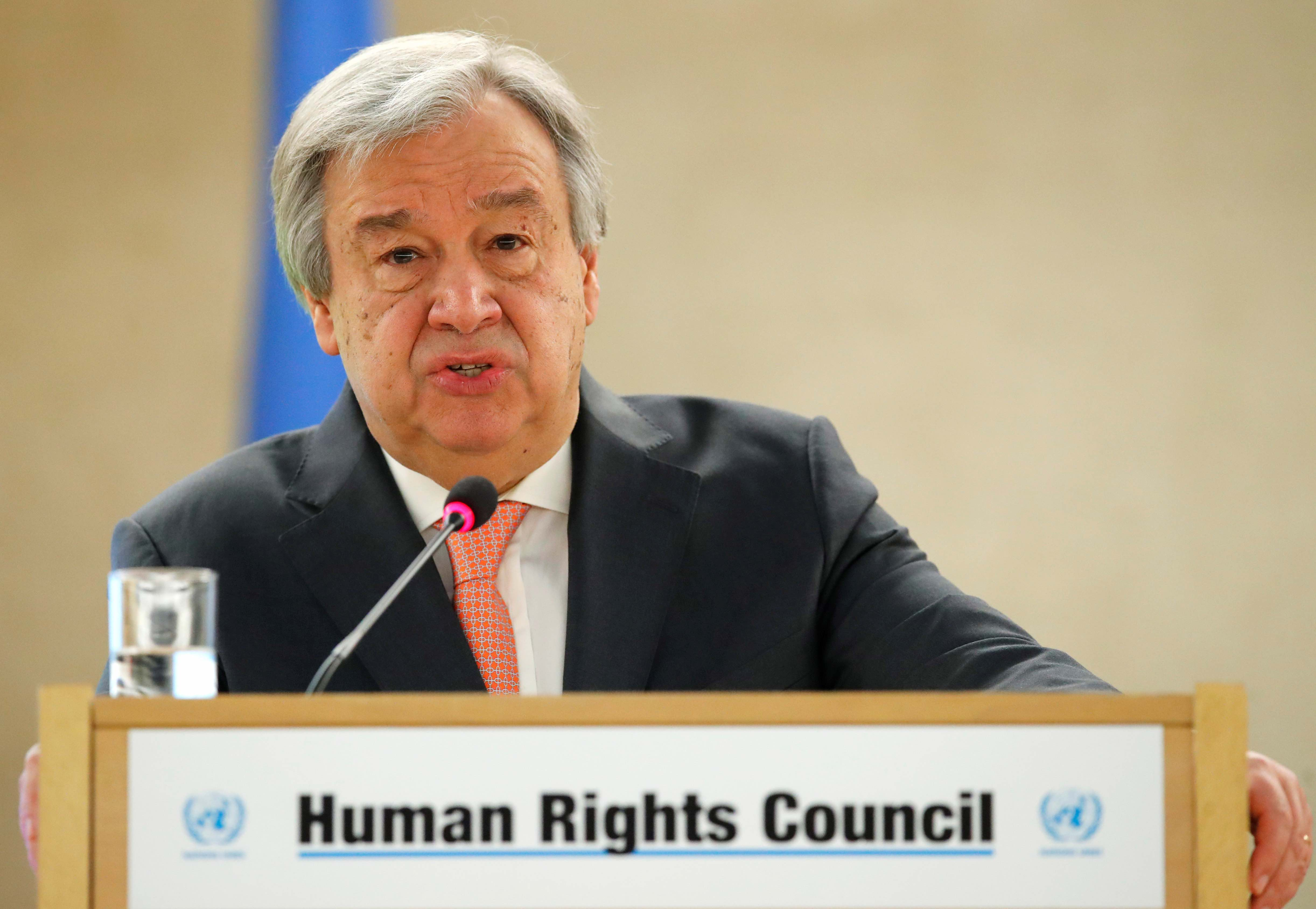 United Nations  chief Antonio Guterres could discuss Kashmir issue at UNGA: Spokesperson