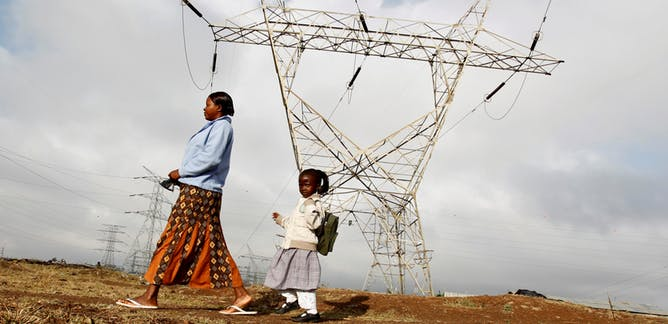 How Electricity Changes Lives: a Rwandan Case Study