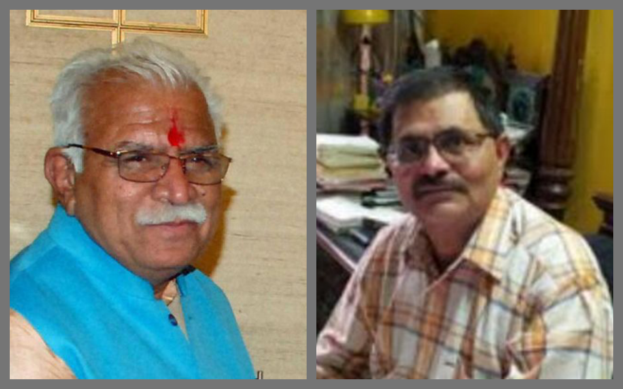 71 Transfers in 34 Years: Retired Haryana IAS Officer Blames Govt for Succumbing to Vested Interests