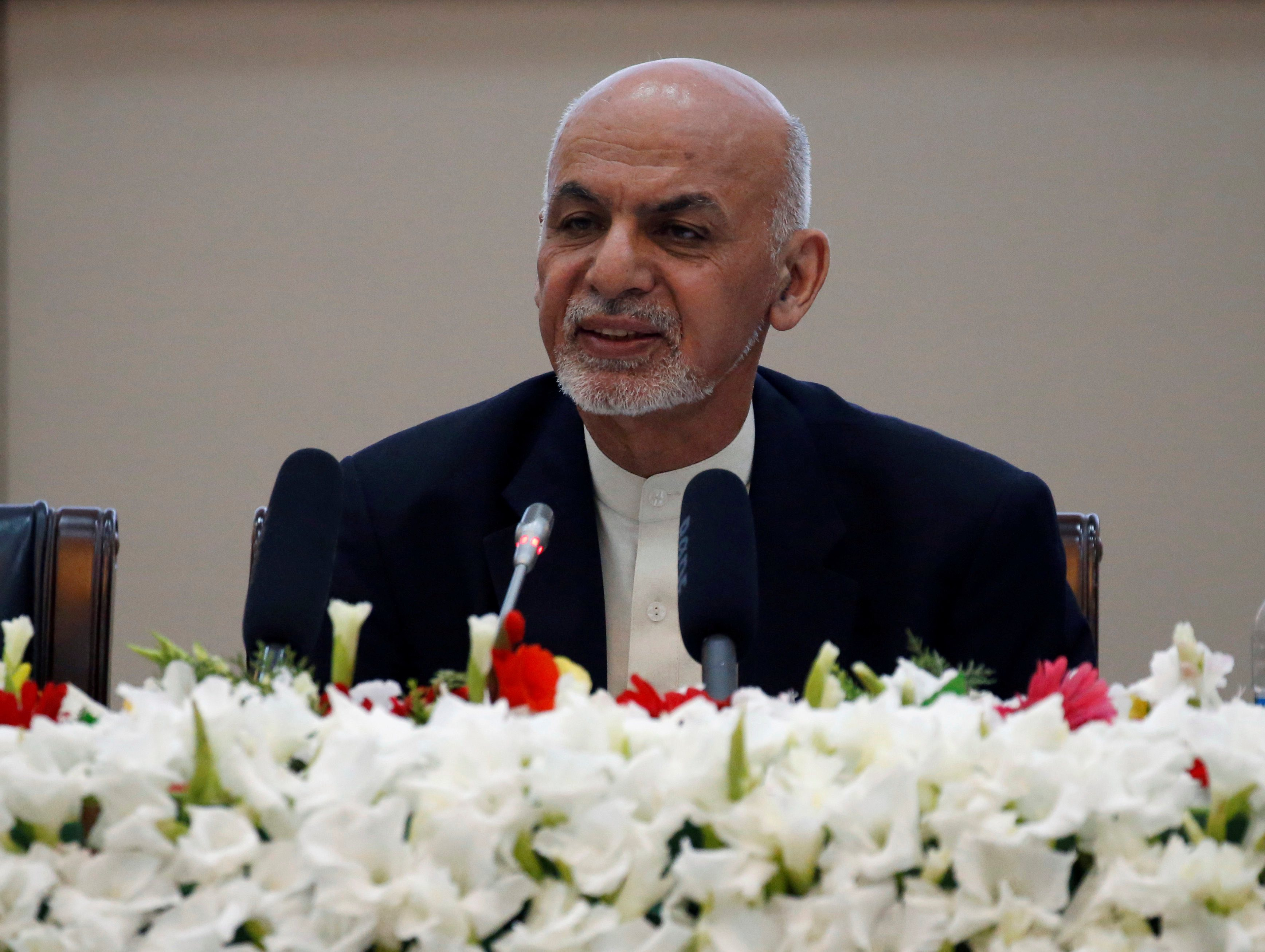 Taliban Issues Cold Response on Invitation to Afghan Peace Talks