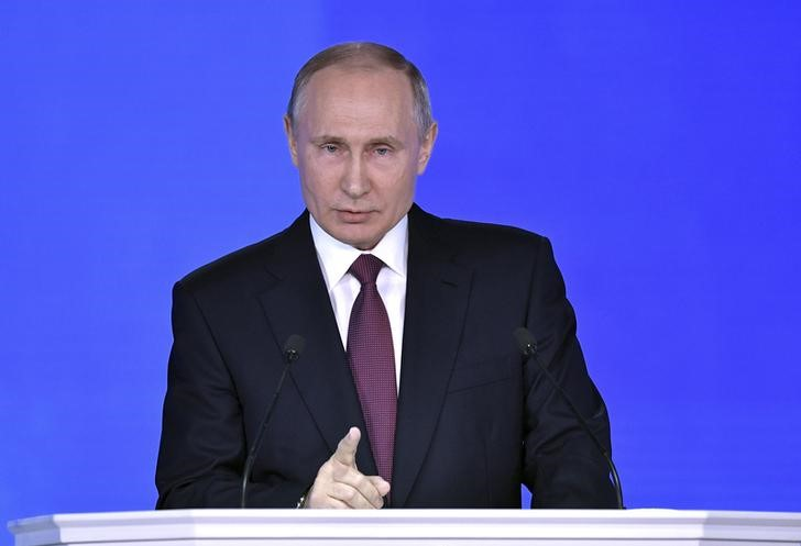 Putin Re-Elected: Understanding the Russian President's View of the World