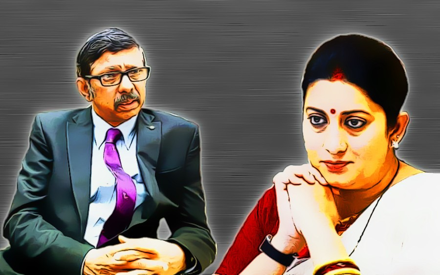 Exclusive: Angered by Prasar Bharati's Defiance, Smriti Irani Blocks Salary Funds for DD, AIR